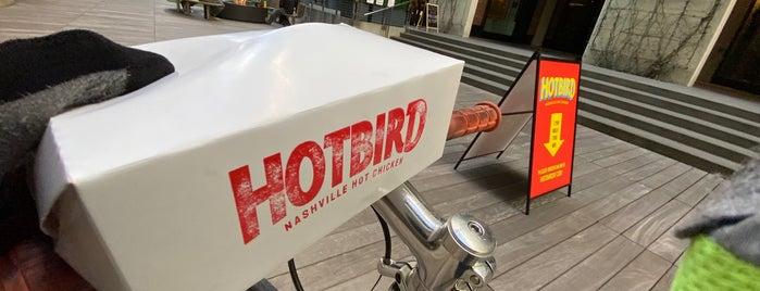 Hotbird is one of SF Eats.