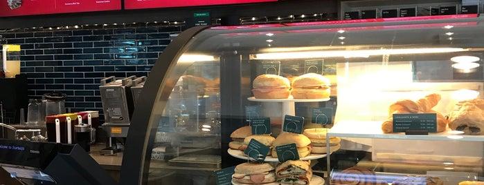 Starbucks is one of GloPau : понравившиеся места.