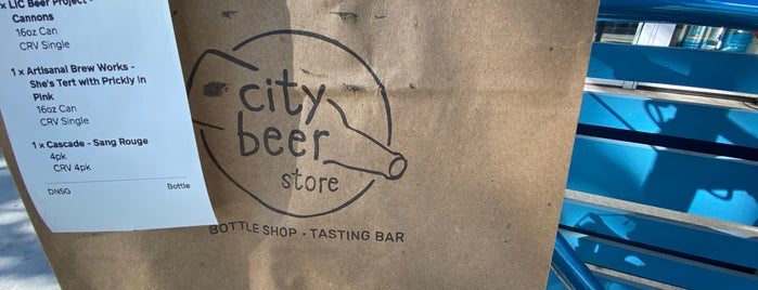 City Beer Store is one of Cervejas do Careca.