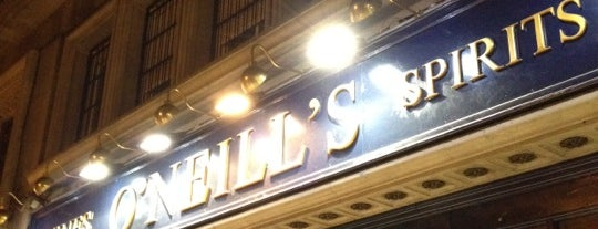 O'Neill's is one of Madrid Live Music (1/2).