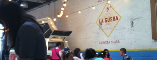 Tacombi at Fonda Nolita is one of My favorite NYC Restaurants.