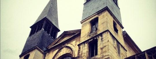 Église Saint-Leu Saint-Gilles is one of Paris.