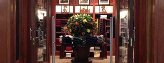 Polo Ralph Lauren is one of Santiago.