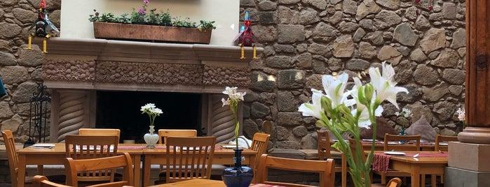 El Naranjo Restaurant is one of Lugares favoritos de Vanessa.