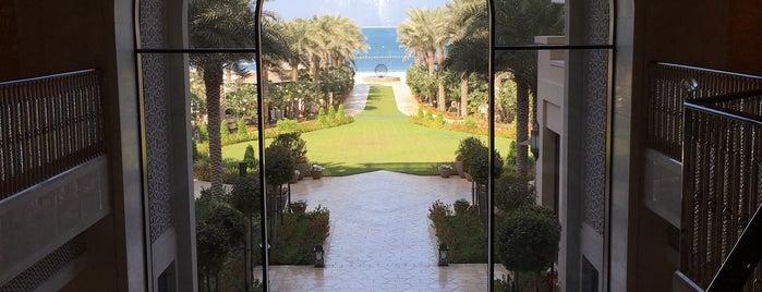 Four Seasons Resort Dubai at Jumeirah Beach is one of Dubai's must places.