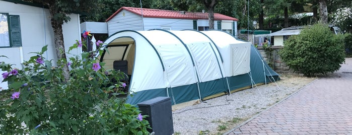 Camping Il Sergente is one of Via degli Dei.