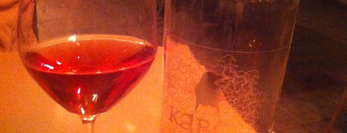Corvus Wine & Bite is one of yenilesi.