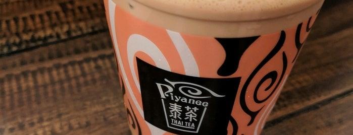 Piyanee Thai Tea is one of 東京2.