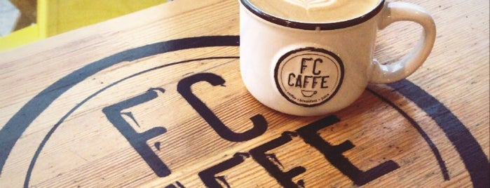 FC Caffe is one of Wroclaw.