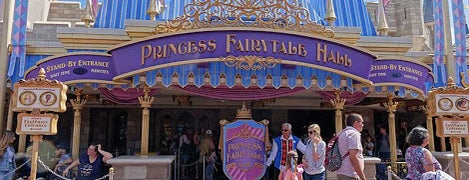 Princess Fairytale Hall is one of Lieux qui ont plu à M..