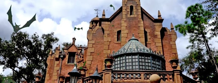 Haunted Mansion is one of Orte, die M. gefallen.