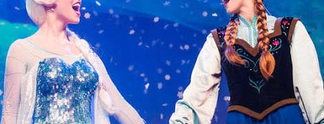 For The First Time in Forever: Frozen Sing-Along is one of Lieux qui ont plu à M..