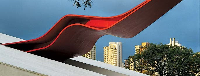Auditório Ibirapuera Oscar Niemeyer is one of M. 님이 좋아한 장소.