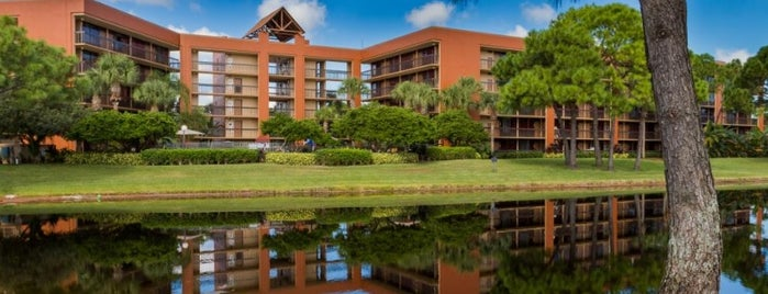 Clarion Inn Lake Buena Vista is one of Locais curtidos por M..