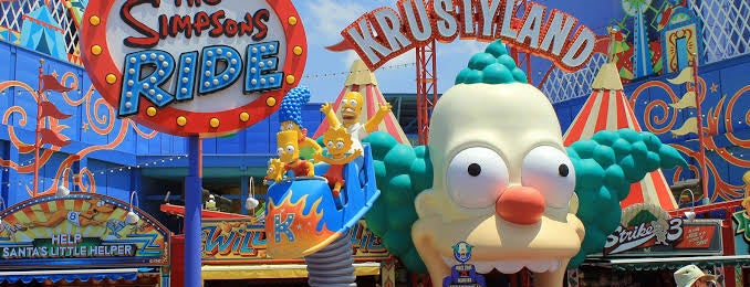 Krustyland is one of Locais curtidos por M..
