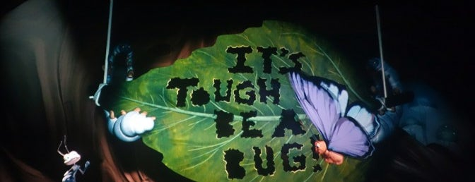 It's Tough to be a Bug is one of M. 님이 좋아한 장소.