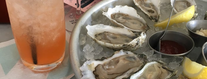 The Darling Oyster Bar is one of Charleston.