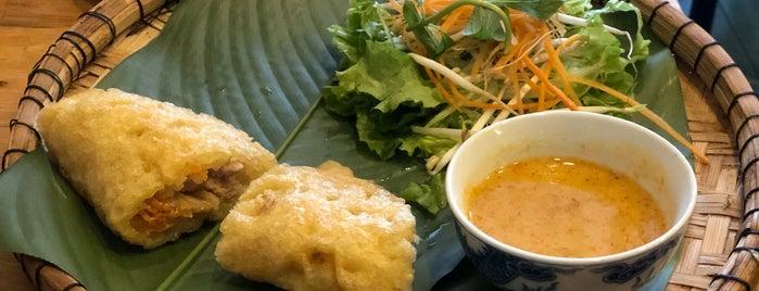 Madam Thu Restaurant_Local Specialty Restaurant is one of Vietnam.