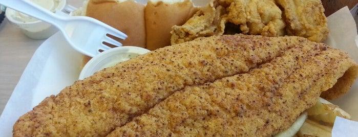 King Seafood is one of Coastal Bend Foodie.