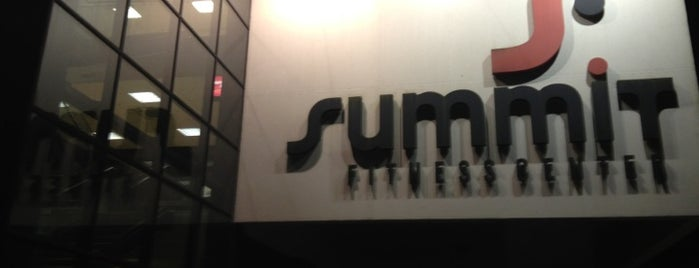 Summit Fitness Center is one of I recommend!!!.