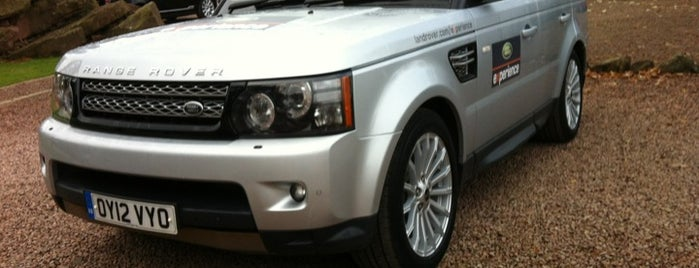 Land Rover Experience is one of Working on Hudson &Veerland St.Crossing Children..