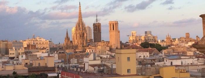 La Isabela (Hotel 1898) is one of Barcelona centre.
