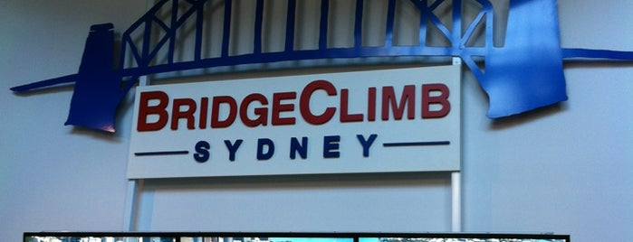 BridgeClimb Sydney is one of 시드니 호주.