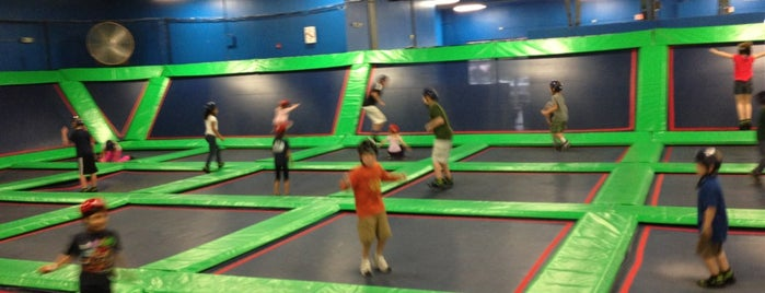 Rebounderz Jacksonville is one of Homerさんのお気に入りスポット.