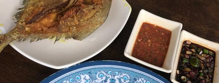 Bawal Goreng Pokok Cheri is one of Penang | Eats.