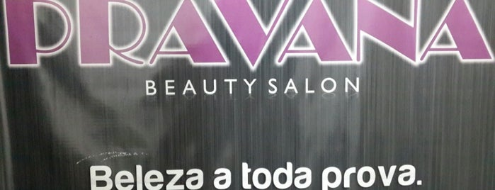 Pravana - beauty salon is one of Locais salvos de JRA.