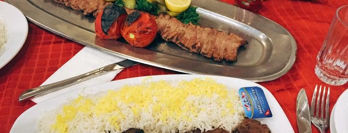 Ghanari Restaurant   رستوران قناری is one of Gandomさんの保存済みスポット.