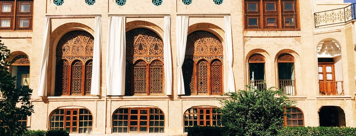 Kazemi House and Museum of Old Tehran | خانه کاظمی و موزه تهران قدیم is one of The World Outside of NYC and London.