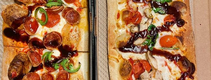 &pizza is one of สถานที่ที่ Sequan ถูกใจ.