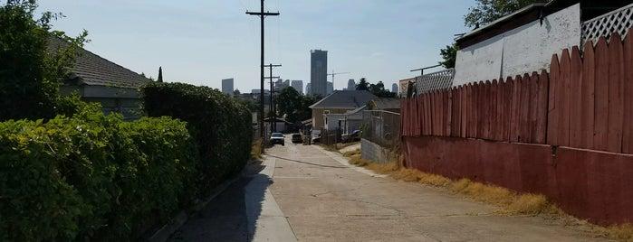 Historic Barrio District of San Diego is one of Locais curtidos por Alfa.