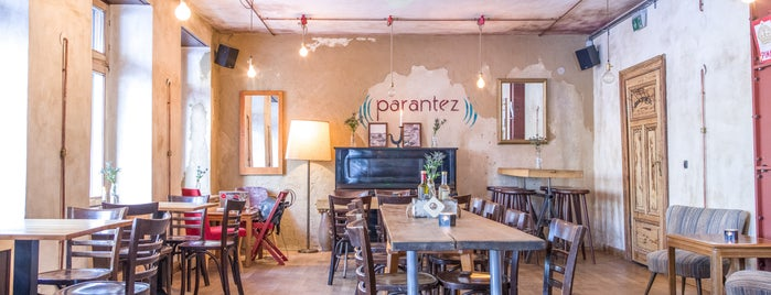 Parantez is one of berlin love.