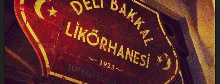 Parantez Bistro is one of Istanbul night life - clubs.