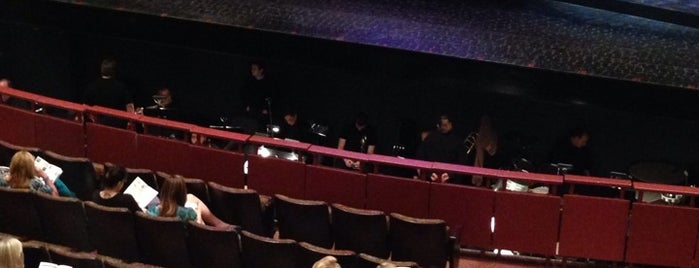 Sunoco Performance Theater is one of Tempat yang Disimpan Matthew.