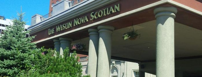 The Westin Nova Scotian is one of Ashlee's Liked Places.
