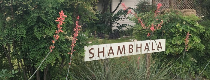 Austin Shambhala Meditation Center is one of Austin to-do.