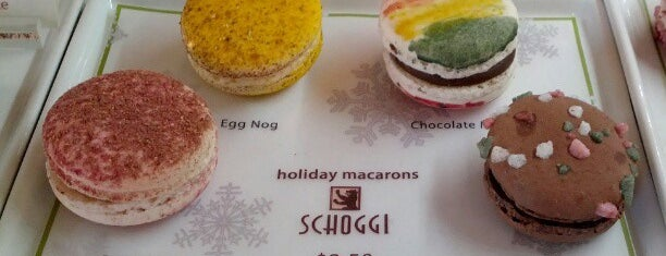 Schoggi Chocolate is one of SF.