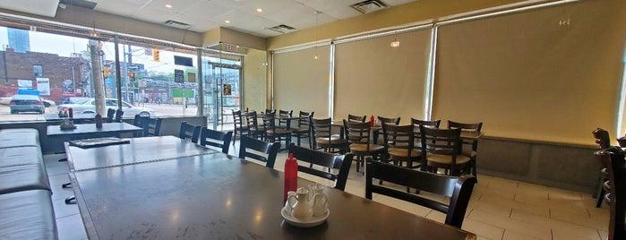 Greens Vegetarian Restaurant is one of Toronto.