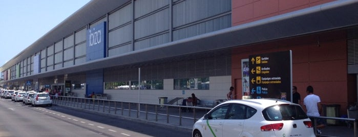 Flughafen Ibiza (IBZ) is one of Ibiza EDM Summer.