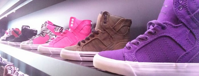 Supra is one of NY.