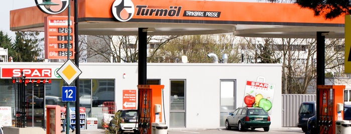 Turmöl is one of Turmöl Tankstellen.