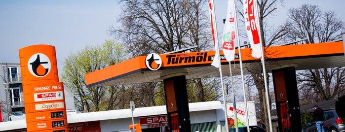 Turmöl is one of Orte, die Turmöl gefallen.