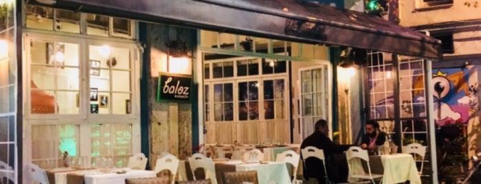 Baloz Karaköy is one of Tempat yang Disukai Yasmin.