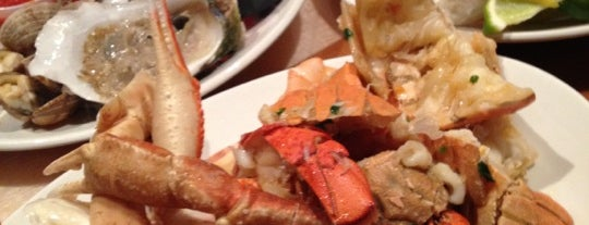 Village Seafood Buffet is one of #Vegas Badges.