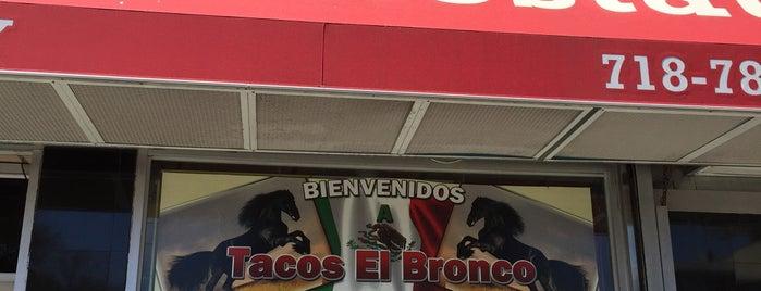 Tacos El Bronco Restaurant is one of Mexican deliciosos.