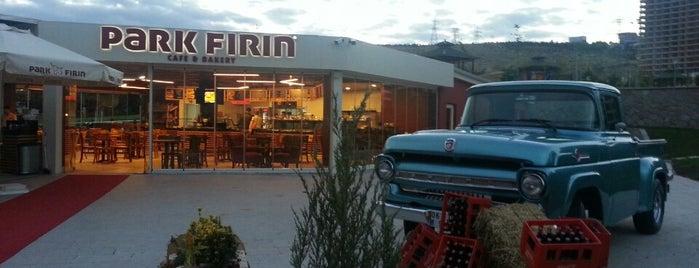 Park Fırın Cafe & Bakery is one of Cansu'nun Beğendiği Mekanlar.
