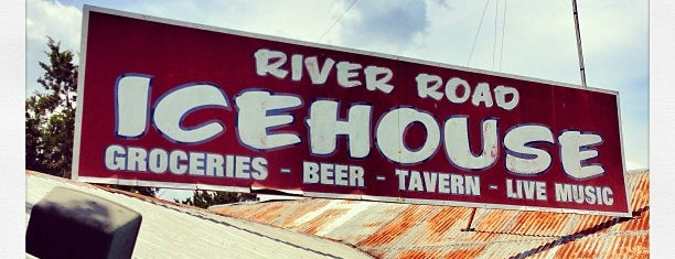 River Road Icehouse is one of Rita 님이 좋아한 장소.